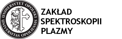 Zakład Spektroskopii Plazmy IF UO